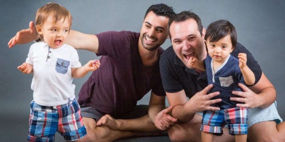 The U.S. Government Says Only One of This Gay Couple's Twin Sons Is a U.S. Citizen (Video)