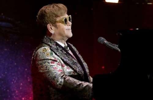 Elton John farewell tour