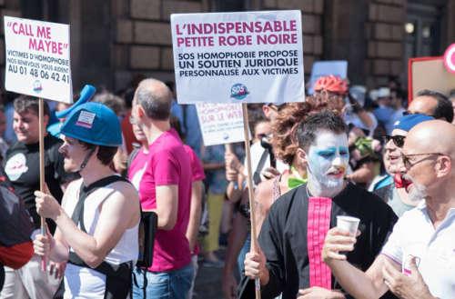 Sos homophobie guide pratique contre l'homophobie