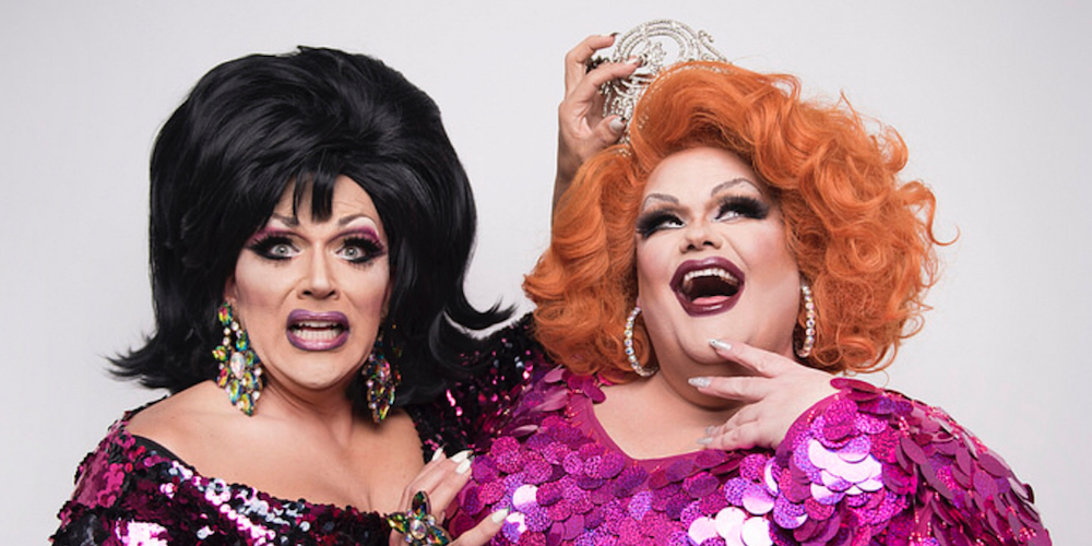 'Bosom Buddies' Mrs. Kasha Davis and Darienne Lake Are Bringing Sisterhood to the NYC Stage