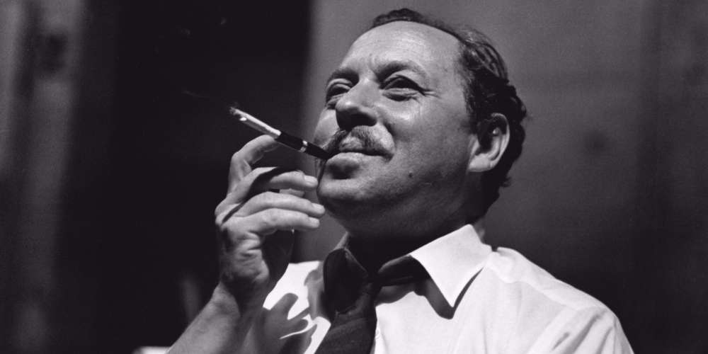 Remembering the Great Tennessee Williams on the 35th Anniversary of His Death
