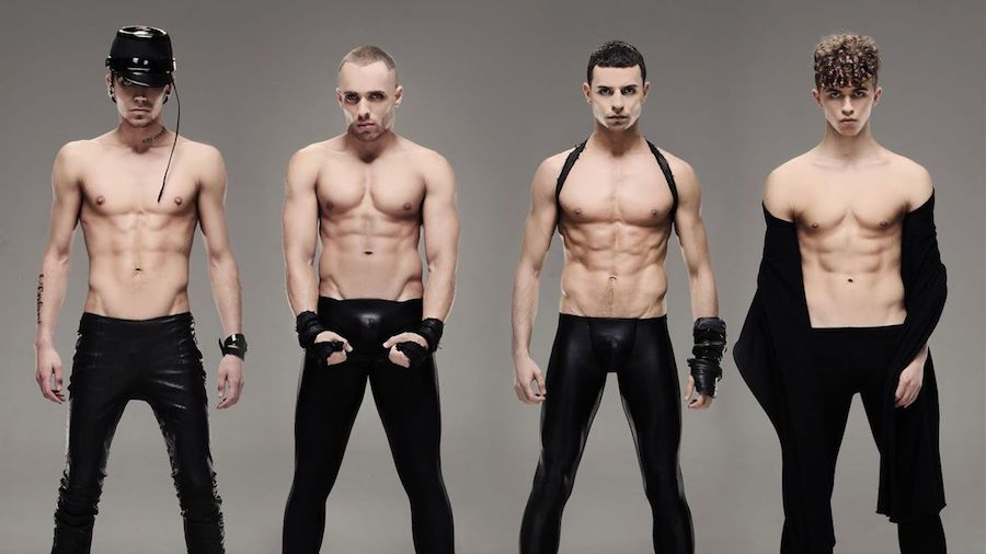 i love you both kazaky ucranianos