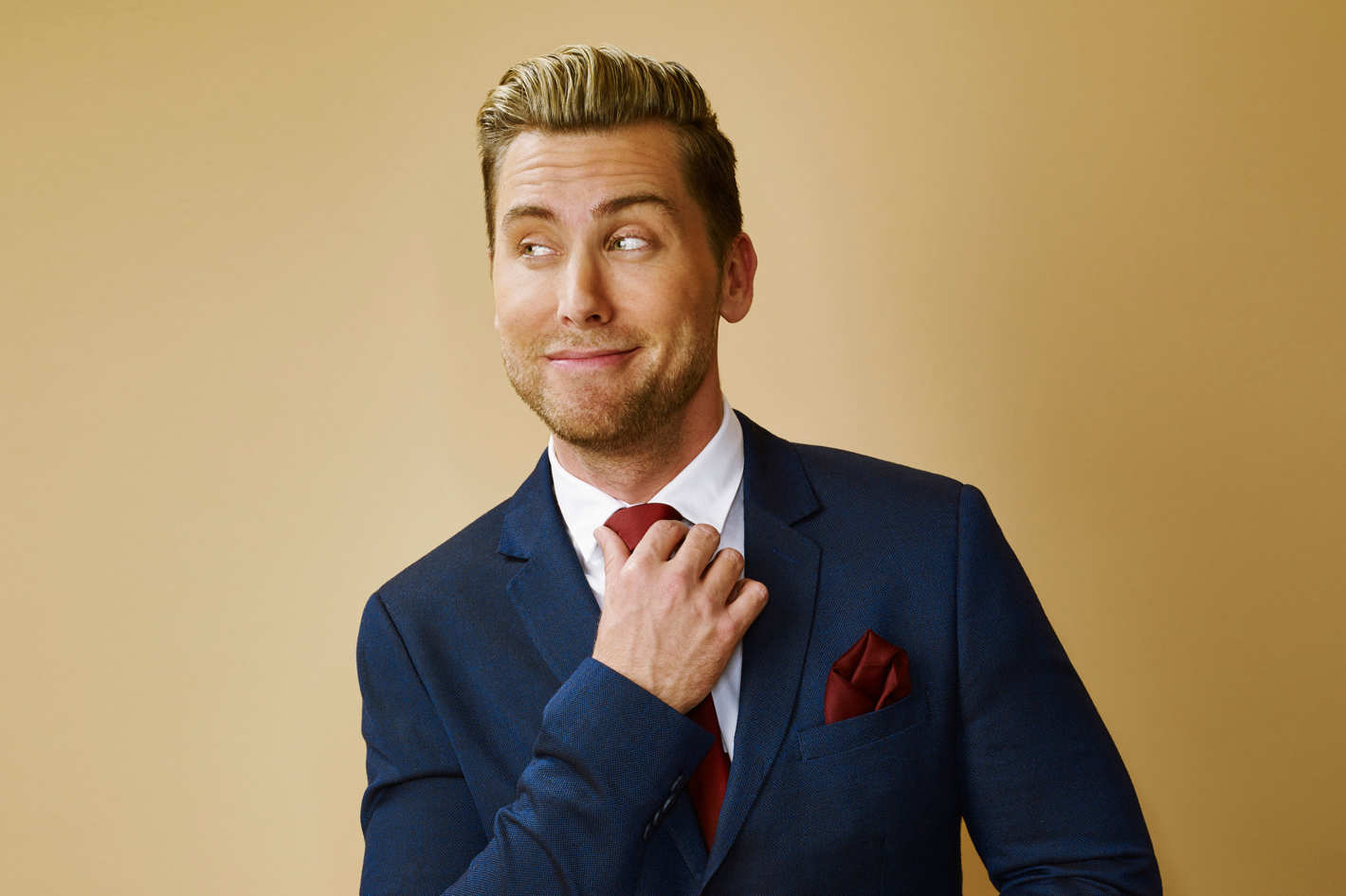 celebrity big brother lance bass
