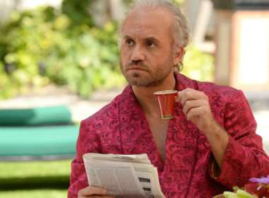 was gianni versace hiv-positive