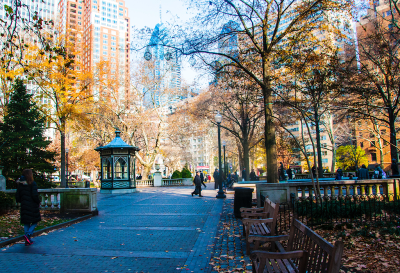 philadelphia guide rittenhouse square
