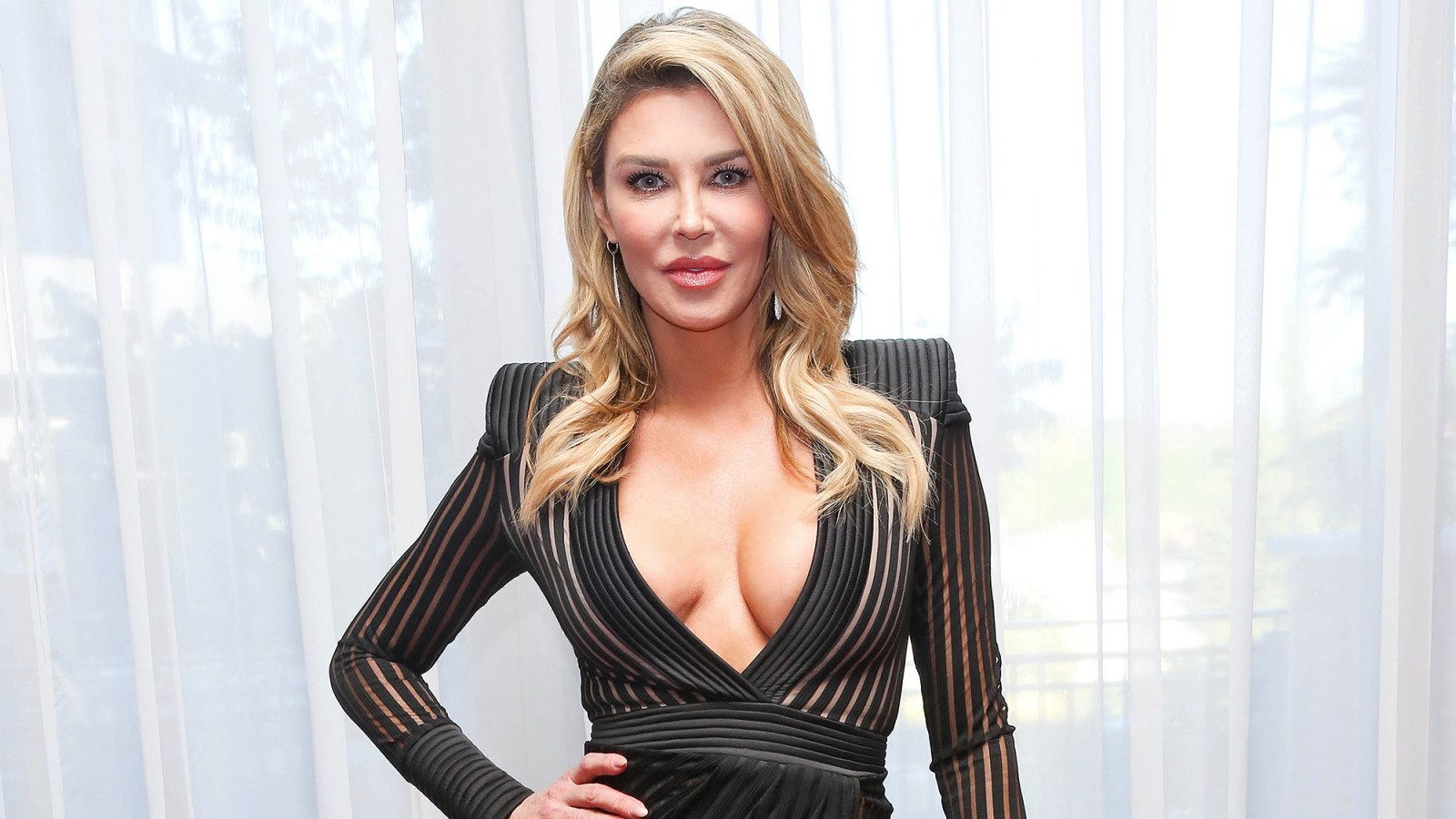 celebrity big brother cast brandi glanville