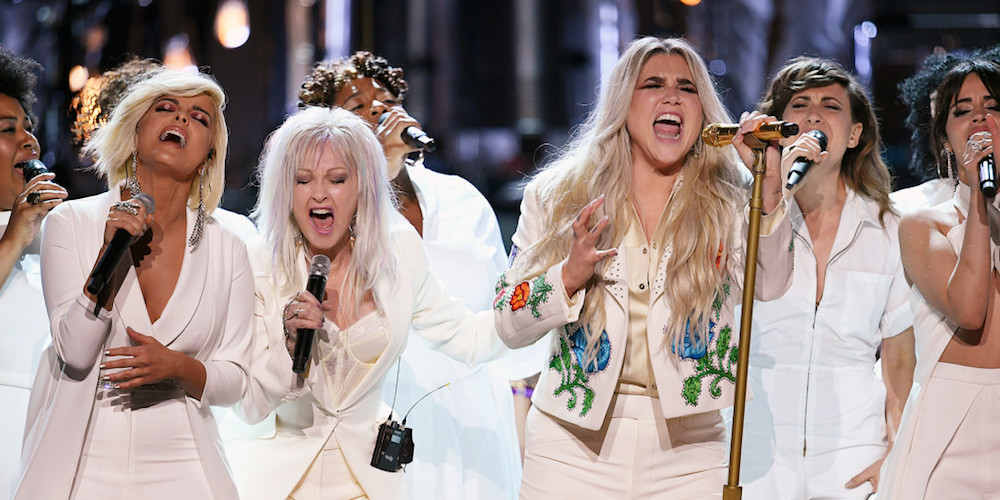 Every Grammys Performance Ranked, From Gaga and Sam Smith to Kesha's Jaw-Dropping Number