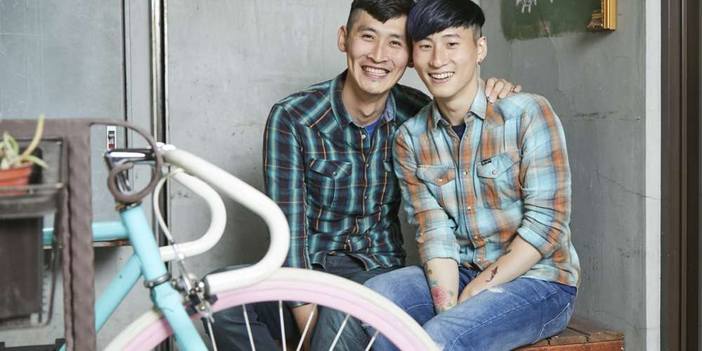 蔡健雅小巨蛋演唱會上的求婚計-專訪兩位男主角小銘和小玄