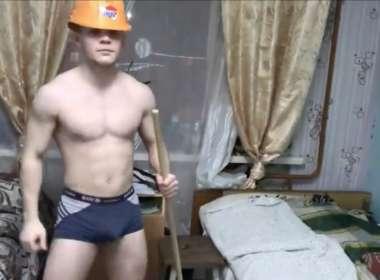 російські курсанти тверк пародія
