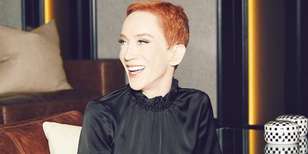 Kathy Griffin Called Andy Cohen Out to Illustrate a 'Misogynistic Double Standard' in Hollywood