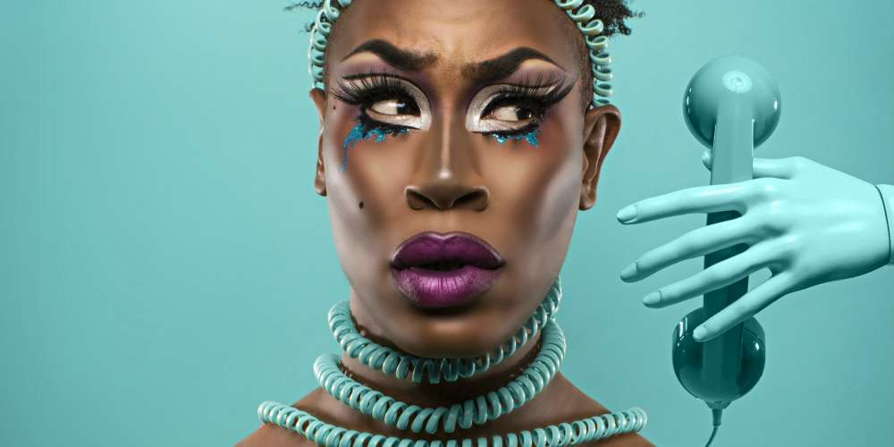 Reinforcing a Fantasy: David Ayllon's Drag Queen Portraits Tackle Important Queer Narratives