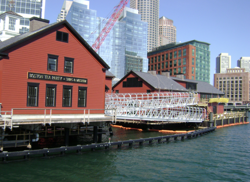 gay boston guide tea party museum  เกย์ บอสตัน