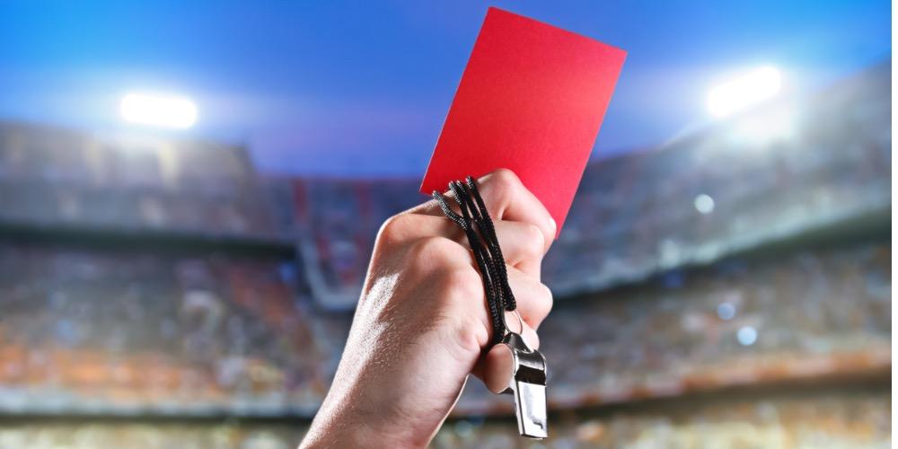 Homophobie dans le sport: La page facebook de Rouge Direct supprimée pour «incitation à la haine»