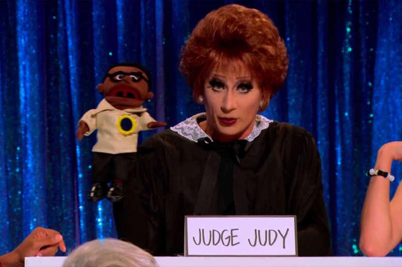 judge judy best snatch game