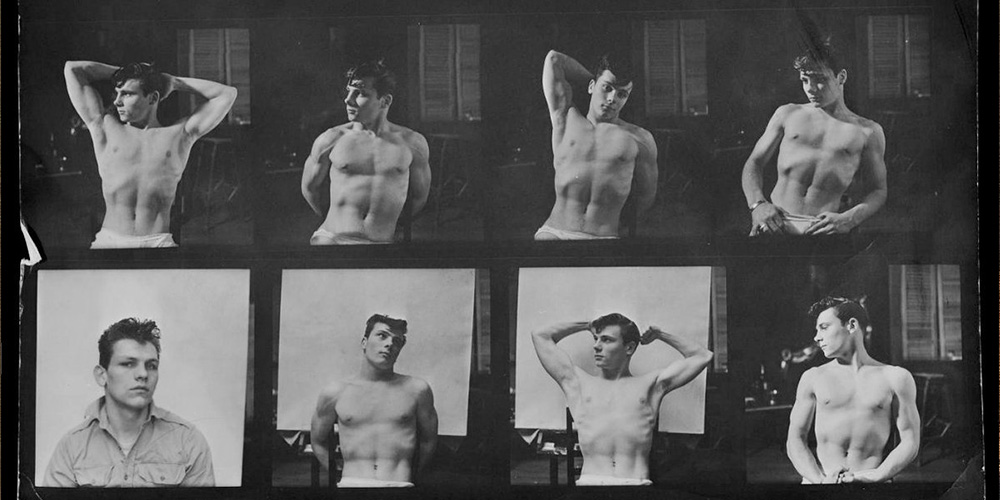 This Queer Communist From Kentucky Radicalized the Male Body In His Art
