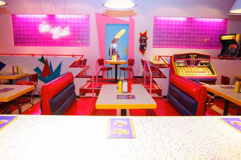 must haves saved by the bell pop up restaurant