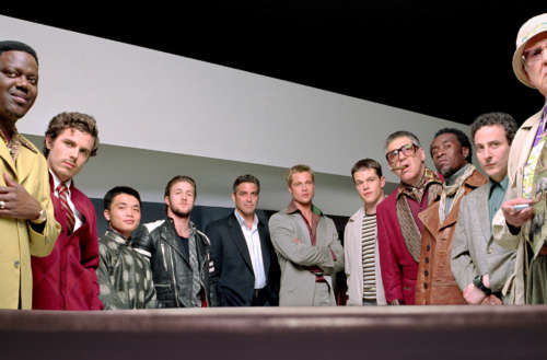 february streaming movies oceans 11