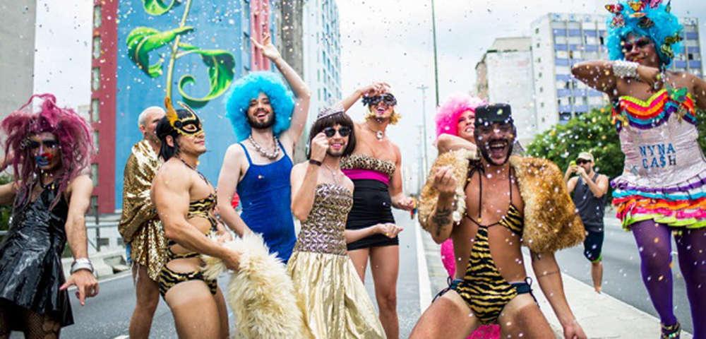 Rio lança campanha contra LGBTfobia e abusos durante o carnaval