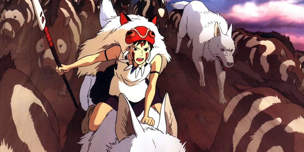 princess mononoke feat heroic monsters