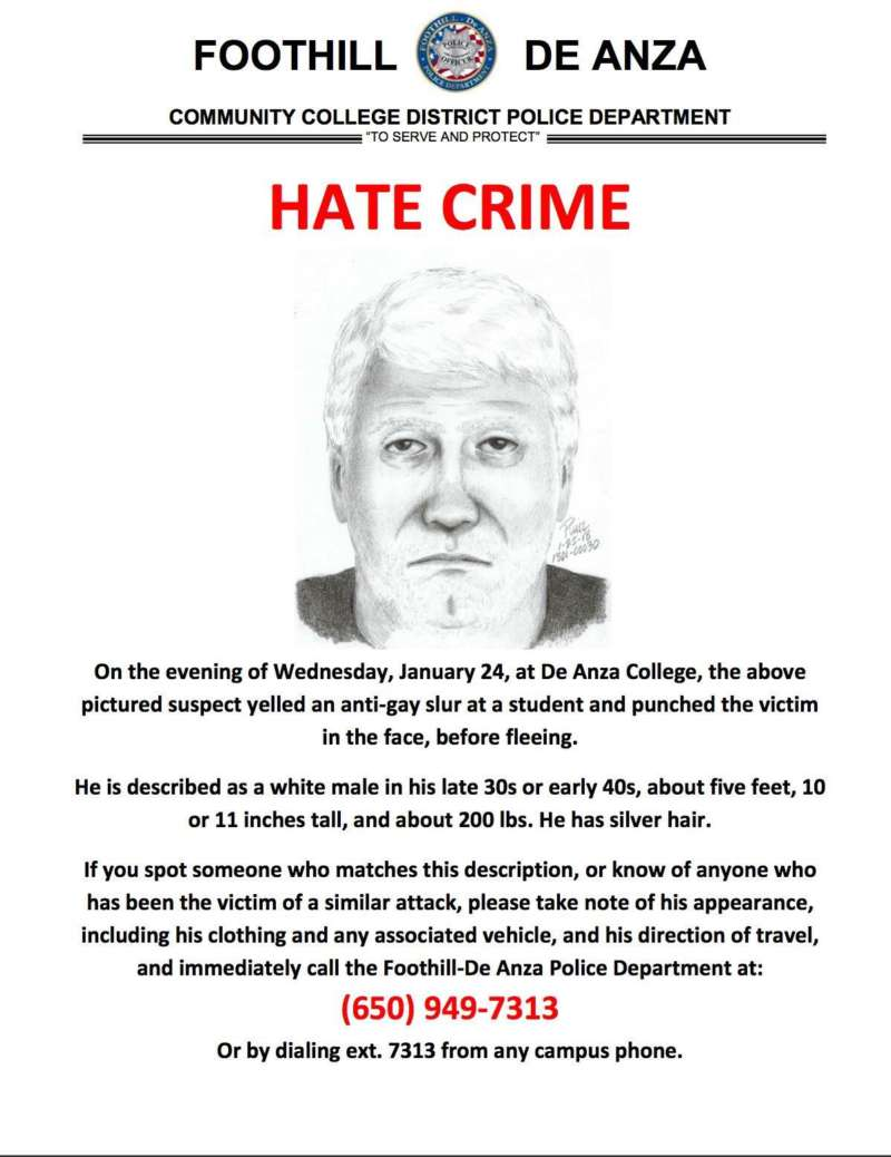 deejea smith hate crime poster