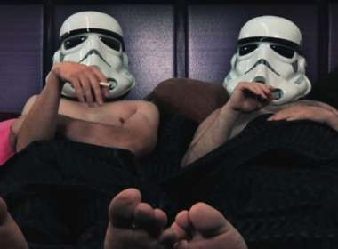 Star Wars gay couple
