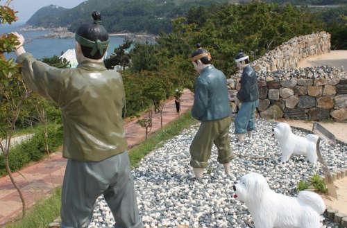 South Korea penis park 01