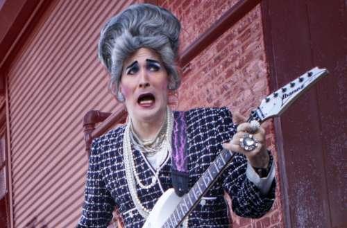 guitar shredding mrs smith