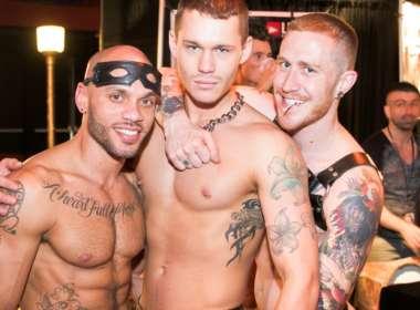 most popular gay bars