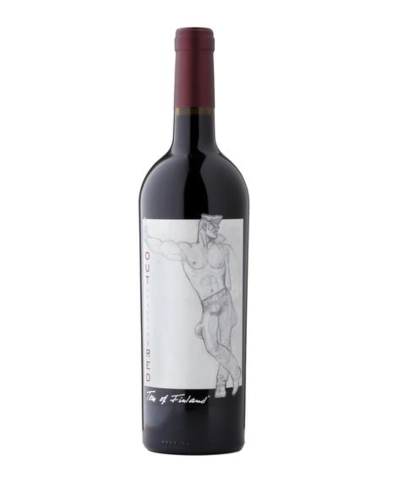 tom of finland red wine