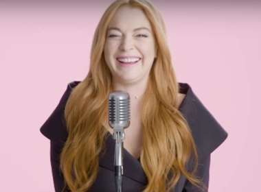 Lindsay Lohan Mean Girls video