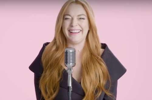 Lindsay Lohan Mean Girls video