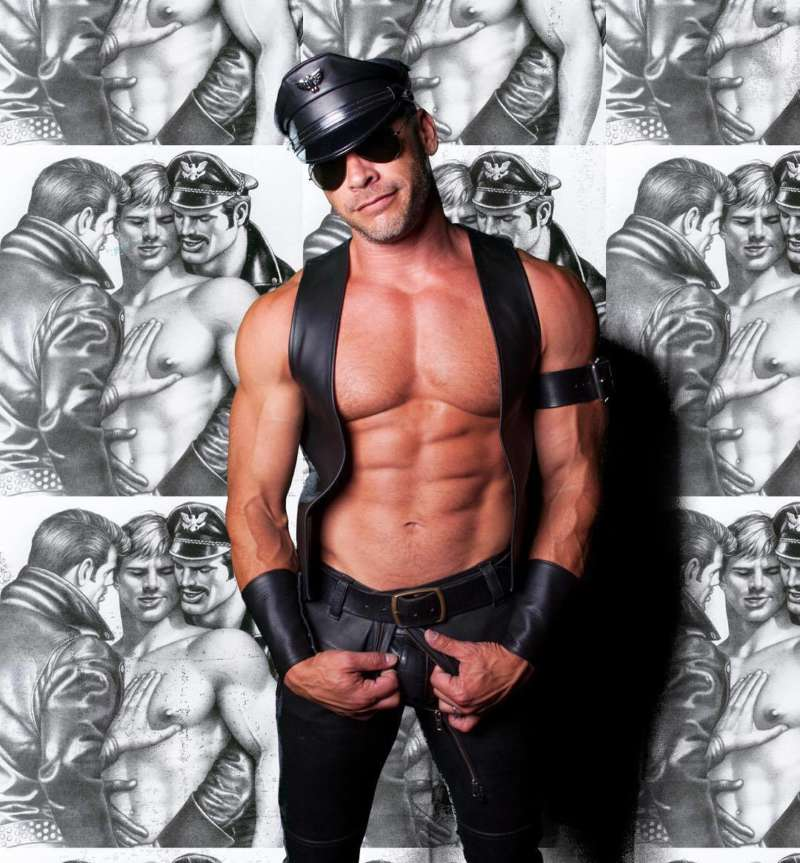 tom of finland wines terry miller tom of finland red wine