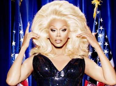 rupaul cover outtake