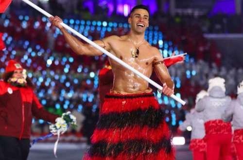 Tonga Winter Olympics