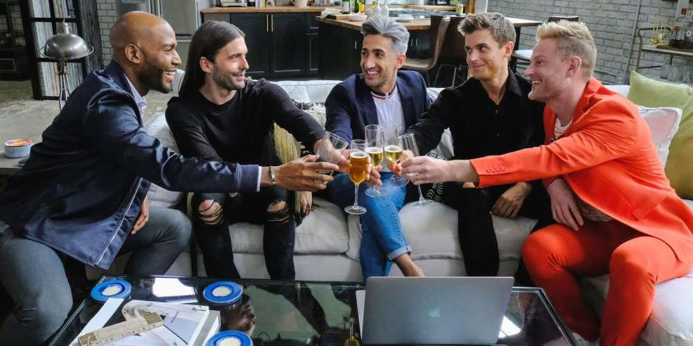 Don't Be Dumb at Brunch: Bad Bermuda, #DecriminalizeLGBT, 'Queer Eye' Reboot