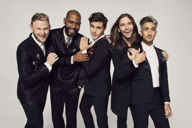 queer eye interview pic