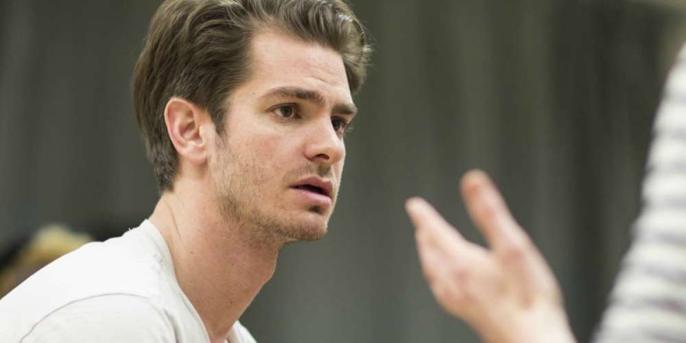 Andrew Garfield Says He's Open to Sexual Relations With Men, While Still Identifying as Heterosexual