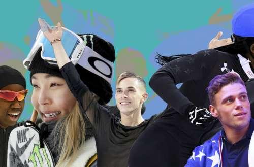 olympics team column