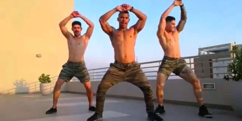 The Latest Internet Dance Craze Is Full of Hunky Latino Men Thrusting Their Hips