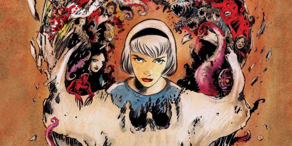 Your Very First Look at a Character From the Upcoming 'Riverdale' Spinoff About Sabrina, the Teenage Witch