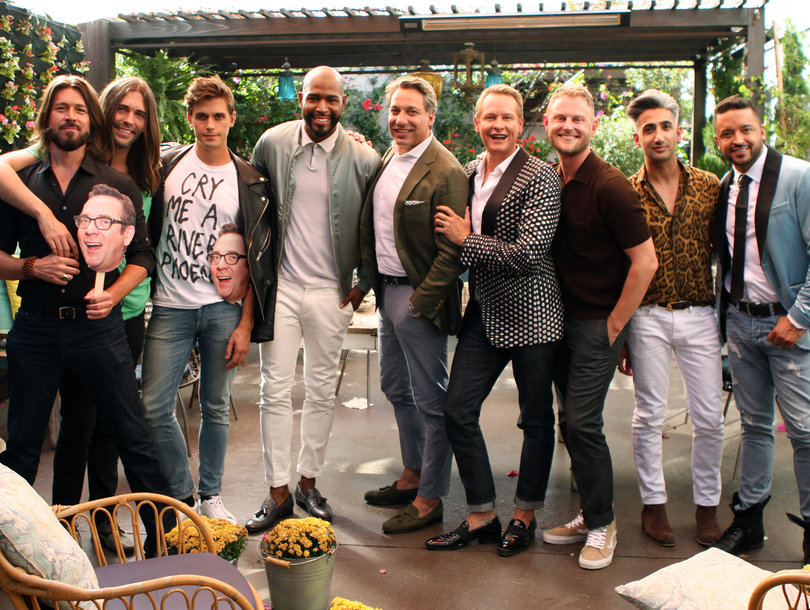 queer eye interview full cast