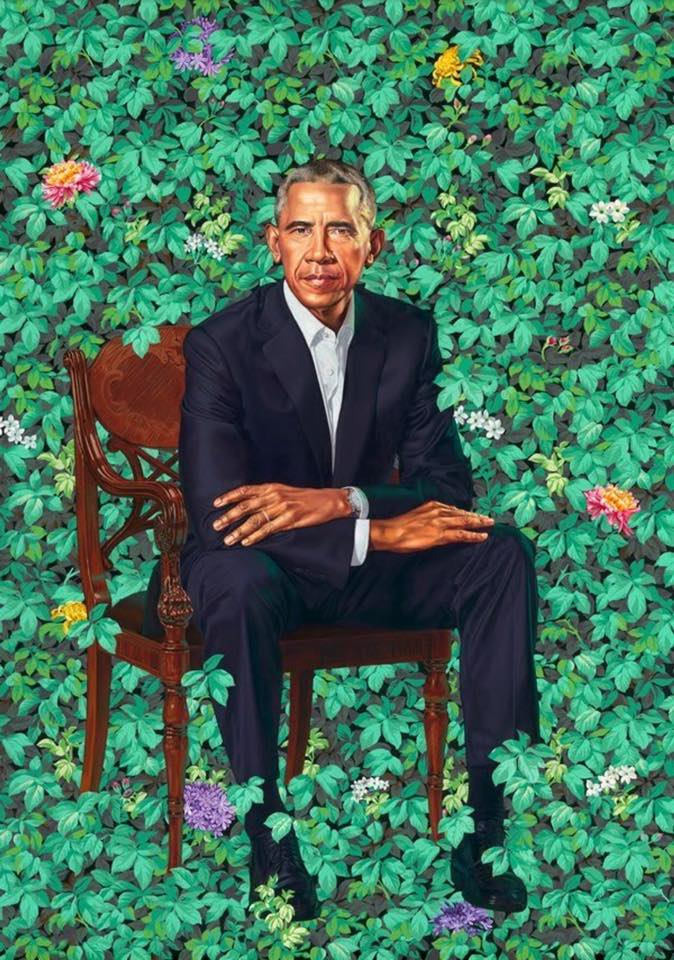 official obama portrait kehinde wiley 2