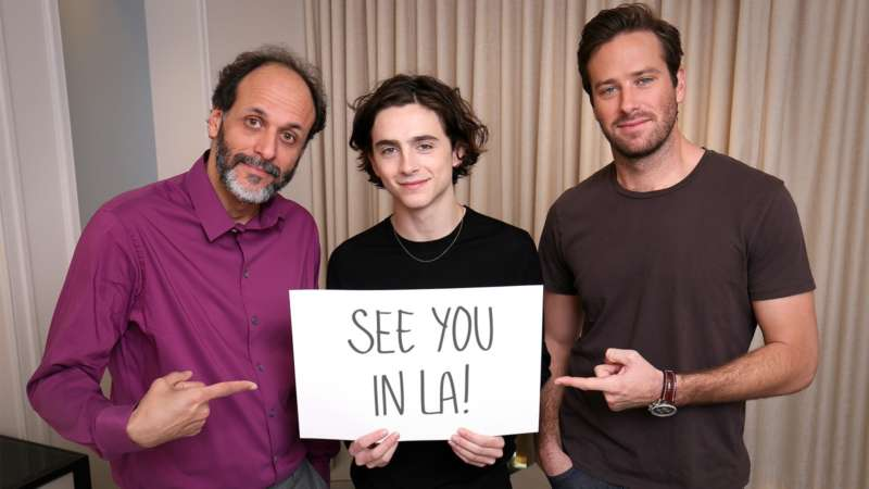 call me by your name contest See In LA