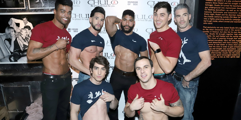 15 Swanky Pics From the Chulo Underwear Fashion Show at Manhattan's Museum of Sex
