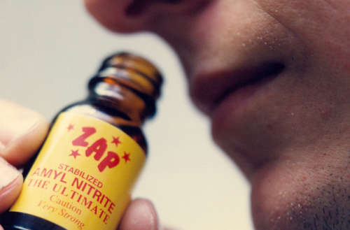 history of poppers ban