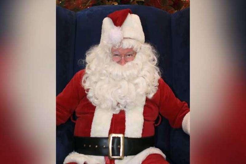 Bruce McArthur Santa