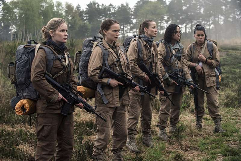annihilation white washing cast