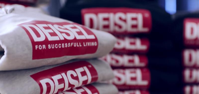 deisel clothes