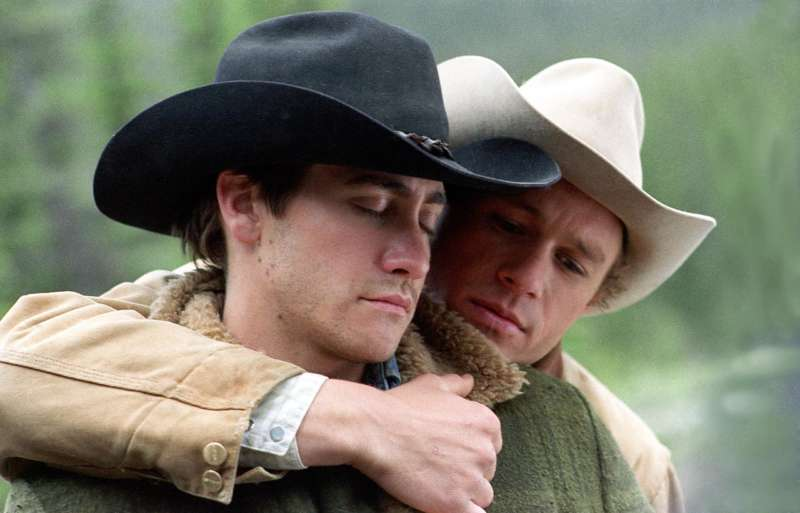 worst gay couples brokeback mountain