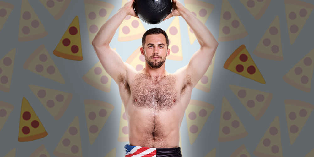 If You Care About America at All, Watch This Video of Olympic Hottie Chris Mazdzer Deepthroating Pizza